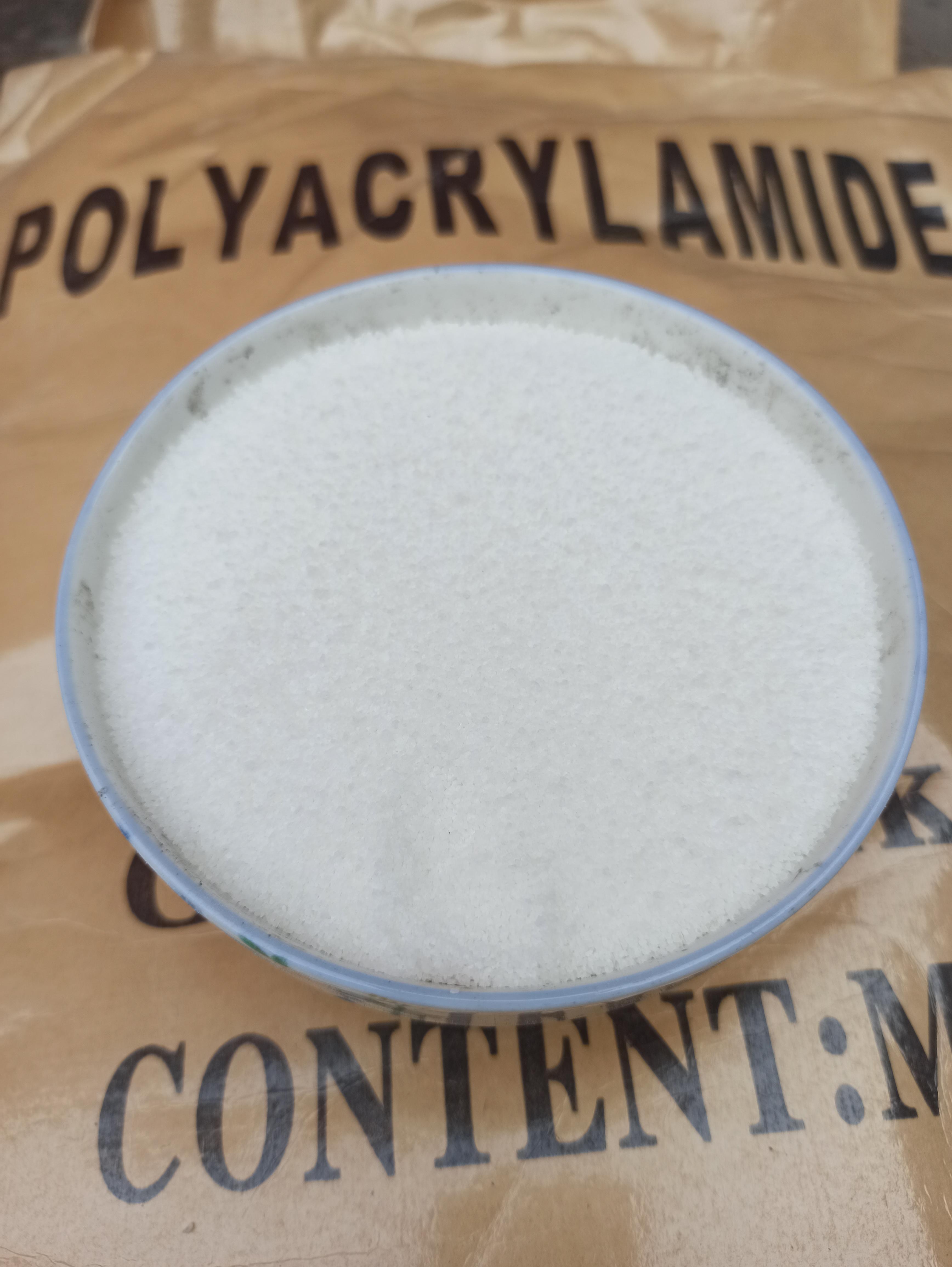 高粘度阴离子聚丙烯酰胺PAM絮凝剂能够应用在哪些方面?