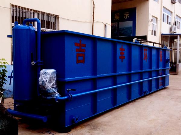 工業污水處理設備選購標準