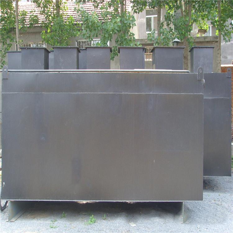 家具廠噴漆污水處理設備處理形式