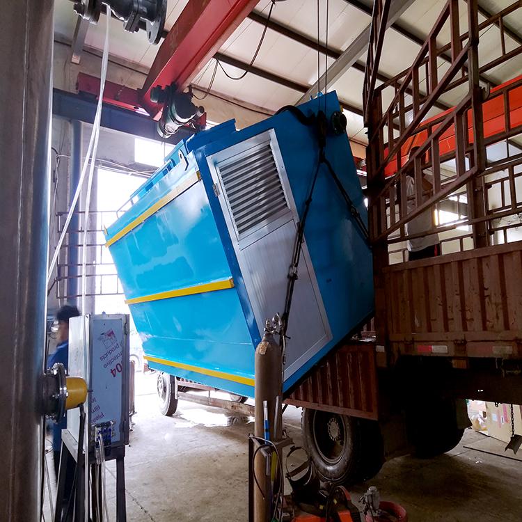 吉丰科技简述啤酒生产废水的处理技术
