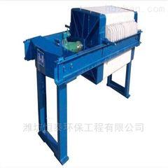 ht-302唐山市隔膜滤板机配置清单