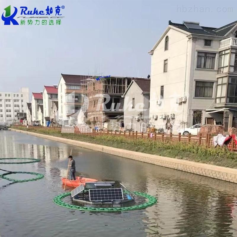 太阳能生态浮床污水处理设备