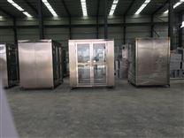 武汉湖北JHCP57027风淋室传递窗ffu厂家直供