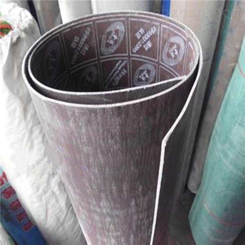 高压橡胶石棉垫型号表