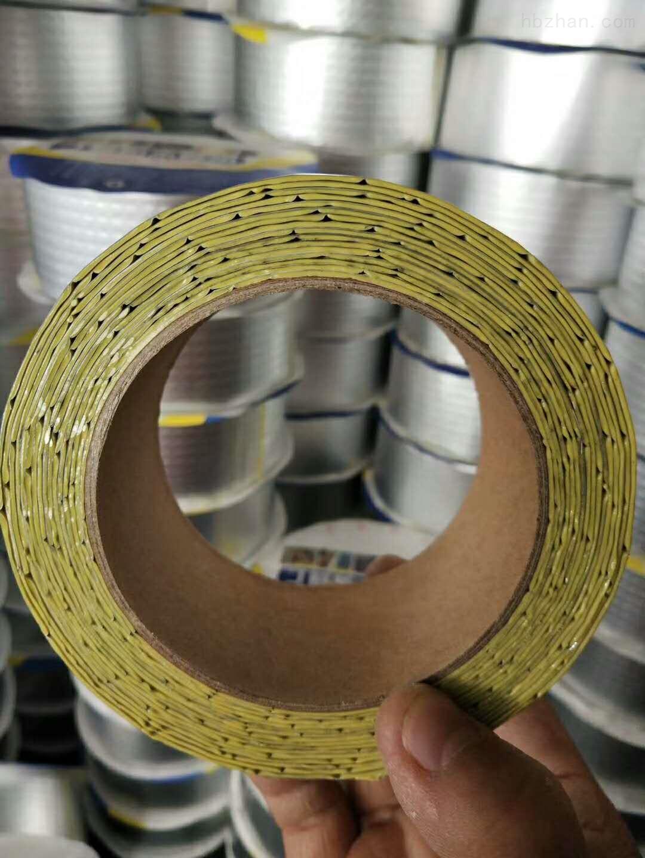 网格铝箔丁基防水胶带是什么材质
