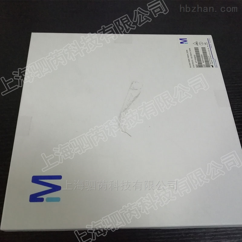 Merck Millipore含粘合剂1.0um玻璃纤维滤膜