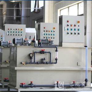 三箱一体化加药机PAM加药装置厂家直供