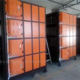 ZX-FQ-15A废气处理一体机的优点,除尘废气净化工艺