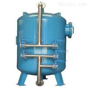 HT污水过滤设备石英砂过滤器