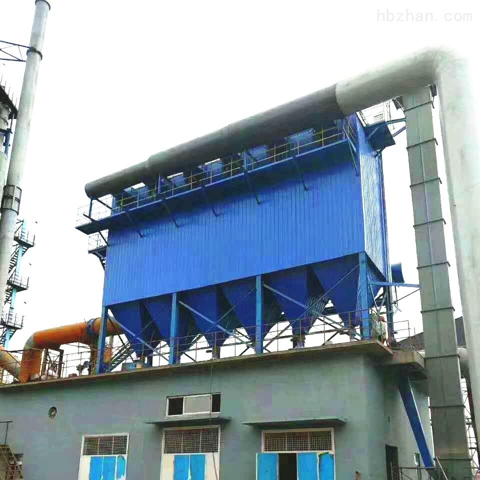 环振机械批发锅炉高温布袋除尘器 除尘设备