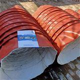 伸縮式阻燃橡膠布輸送除塵通風軟連接