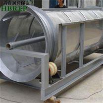 洗浴中心生活污水处理|滚筒式微滤机|鸿百润