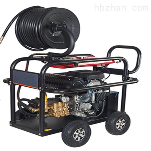 柴油机驱动下水管道疏通机