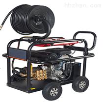 YX2040柴油机驱动下水管道疏通机