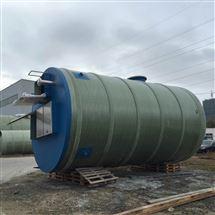 多种型号一体化雨水提升泵站