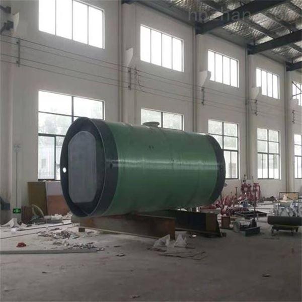 四川省成都市一体化污水提升预制泵站销售