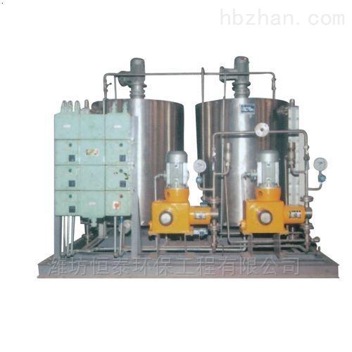 岳阳市磷酸盐加药装置的结构组成