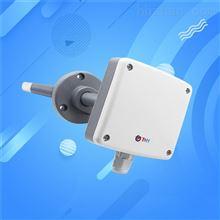 管道型温湿度变送器新风空调风管传感器