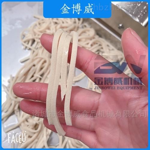 千叶豆腐切丝加工机器