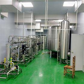 3T单级反渗透纯水设备
