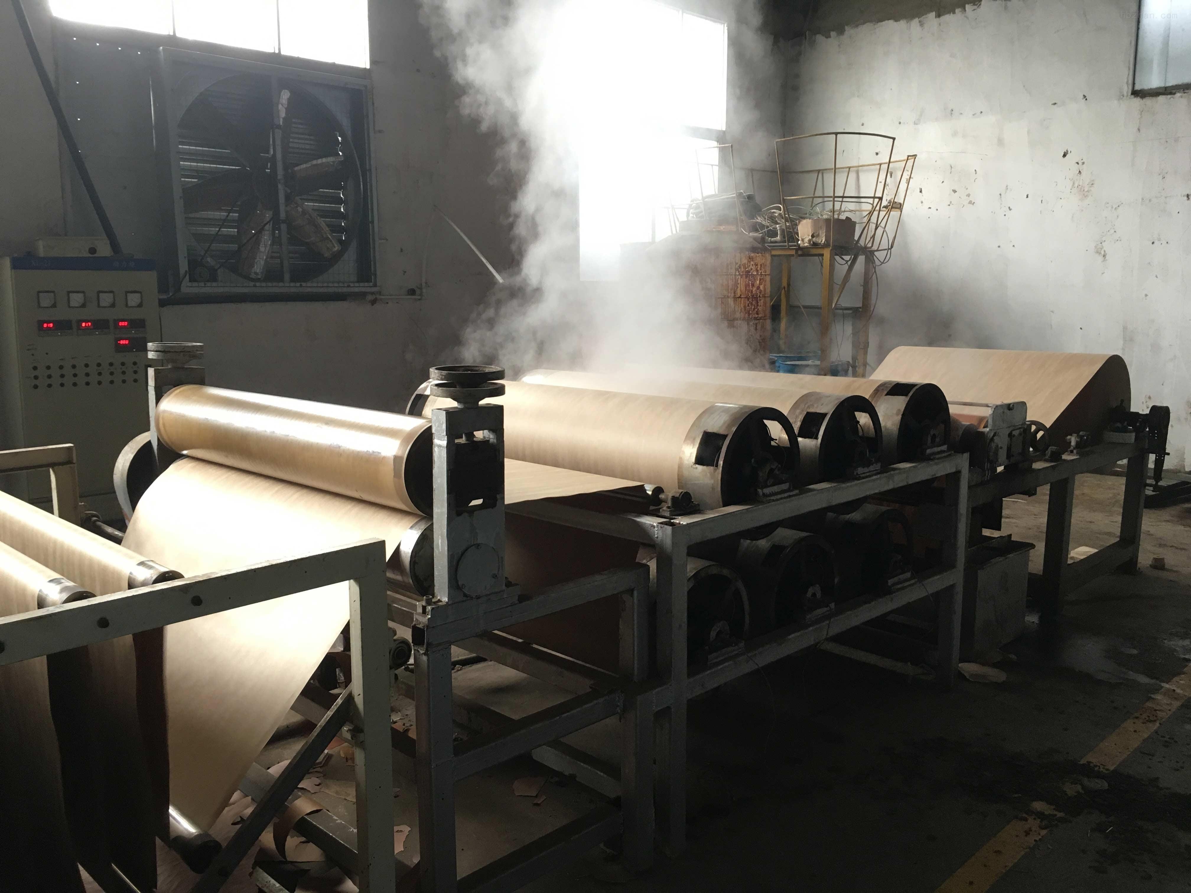 定制自动湿帘纸生产线特价出售 环保水帘纸设备