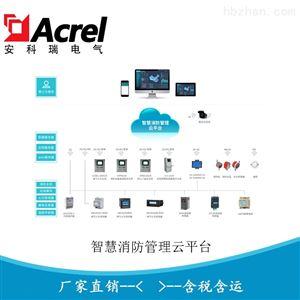 AcrelCloud-6800安科瑞智慧消防综合管理云平台