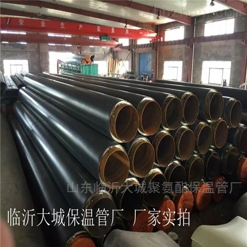小区管道防腐 聚氨酯保温管扬州宝应厂家