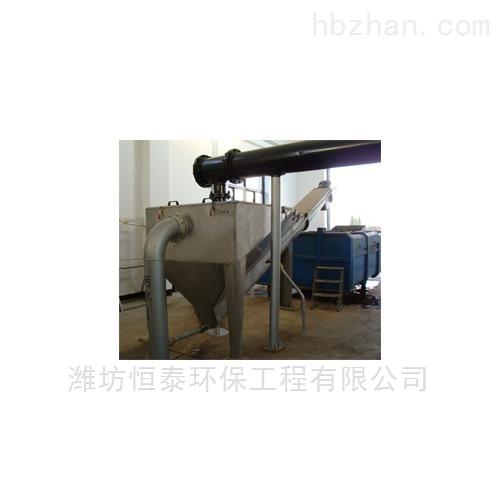砂水分离器的操作结构组成