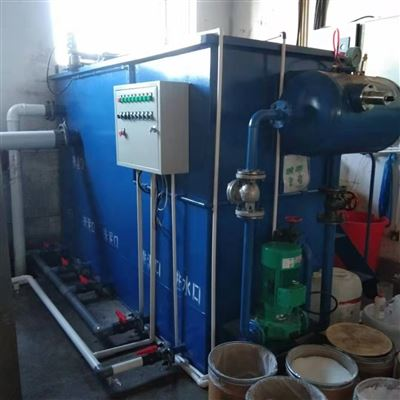 RC加工果脯污水处理设备