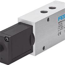 活塞式FESTO比例调节阀MPPES-3-1/2-6-420