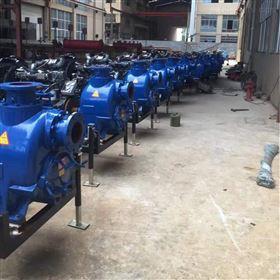 移动拖车柴油机自吸泵