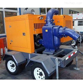 防汛抗洪自吸式排水泵车