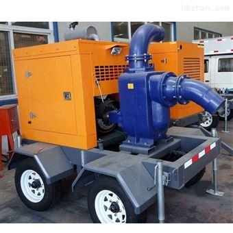 EQZWS防汛抗洪自吸式排水泵车