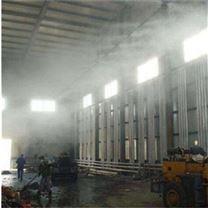 垃圾中转站植物液喷雾除臭 废气处理设备