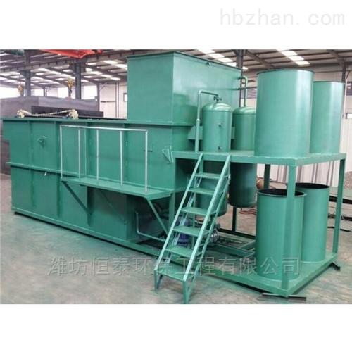 岳阳市一体化污水处理设备的结构