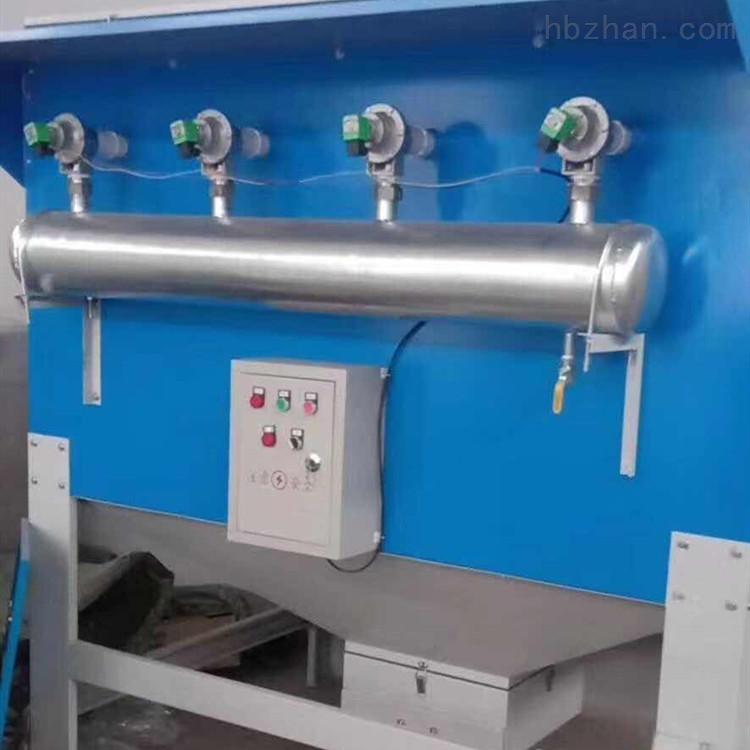 喷漆房脉冲横插式滤筒除尘器