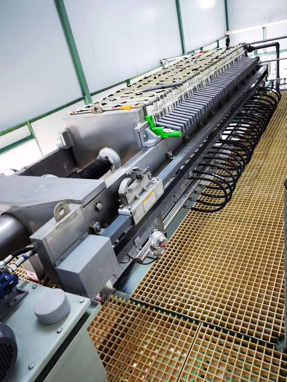 不銹鋼防腐板框式自動壓濾機