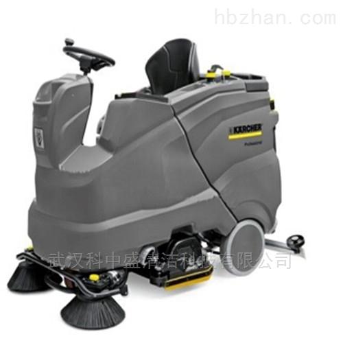 凯驰驾驶式洗地机