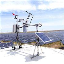 PC-4GF 一体化光伏气象站