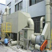 厂家蓝阳上海催化燃烧设备供应商定制