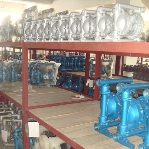 QBY-50气动隔膜泵