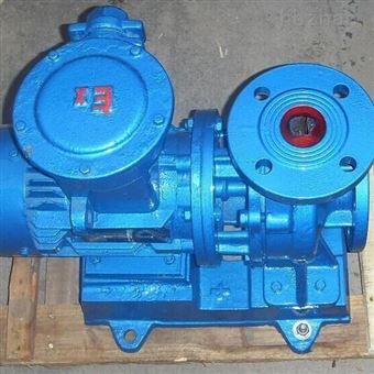 ISWB型卧式管道离心油泵