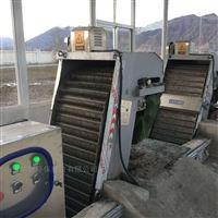 华锐回转式机械格栅除污机设备价格