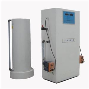 HT医院污水处理消毒设备二氧化氯发生器