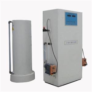 HT安全饮水自来水厂消毒设备二氧化氯发生器