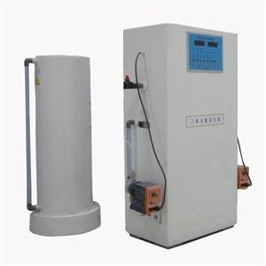 HT二氧化氯发生器饮水安全消毒设备