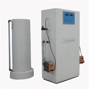HT二氧化氯发生器消毒设备自来水净化
