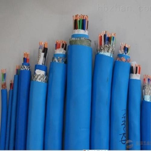 低烟无卤阻燃计算机电缆DJYPV-5*2*1.0标准