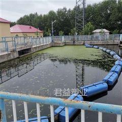 水库使用长方体组合拦污浮漂 长度1.2米