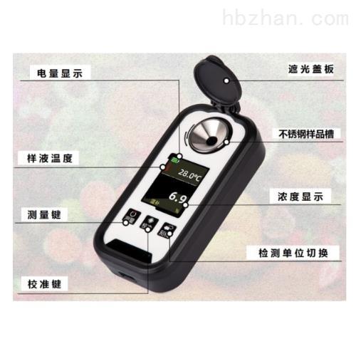 手持式DMAC數顯濃度儀